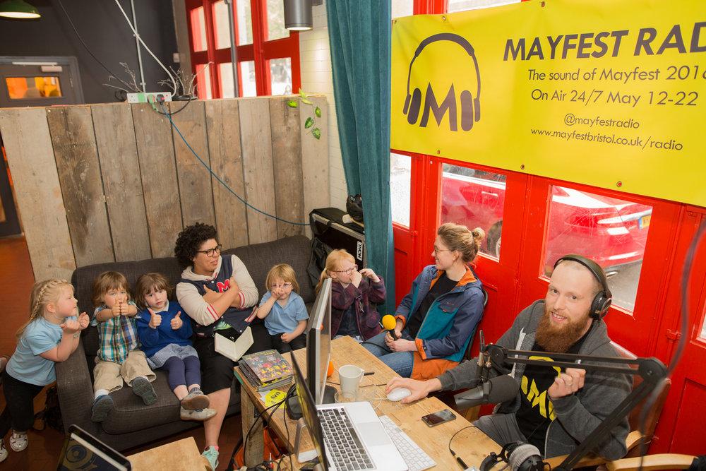 Mayfest Radio