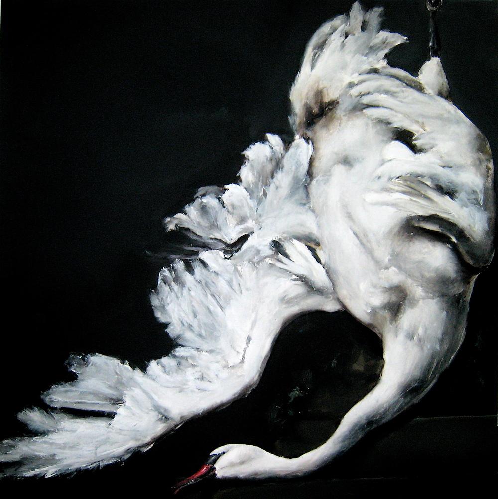 Untitled (swan), 2015