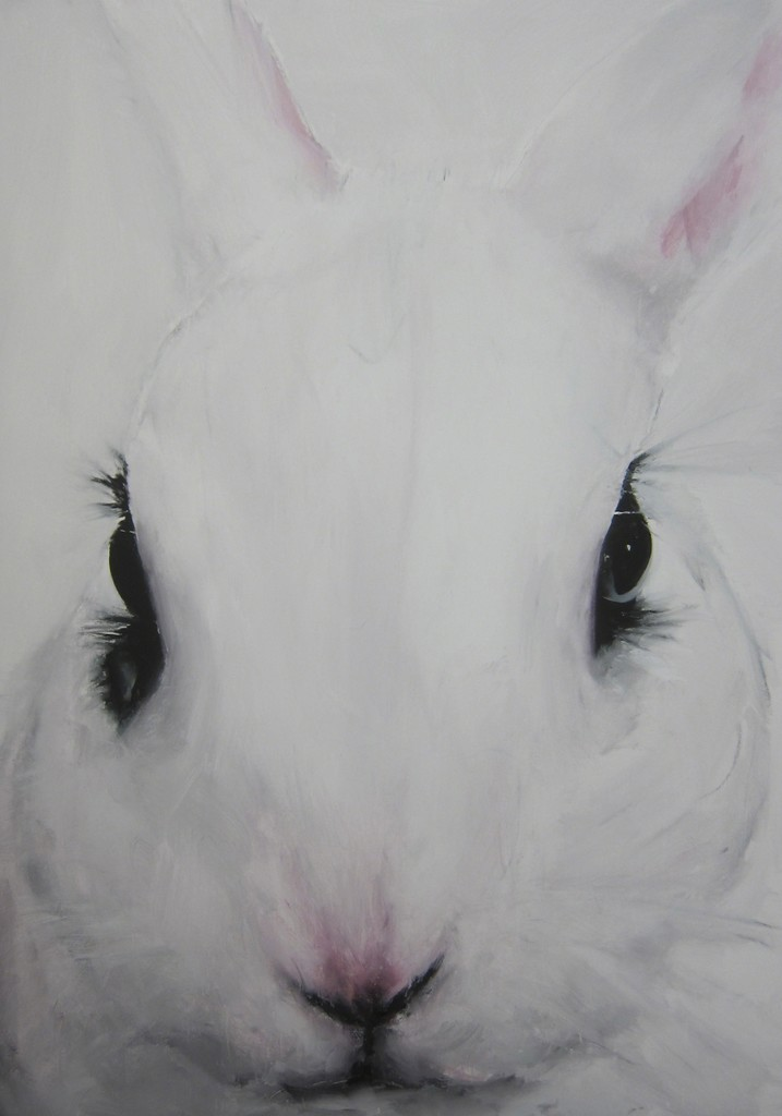 Untitled (large rabbit)