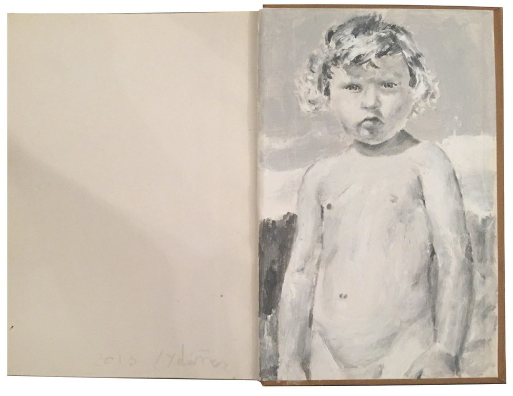 Untitled (boy book), 2014