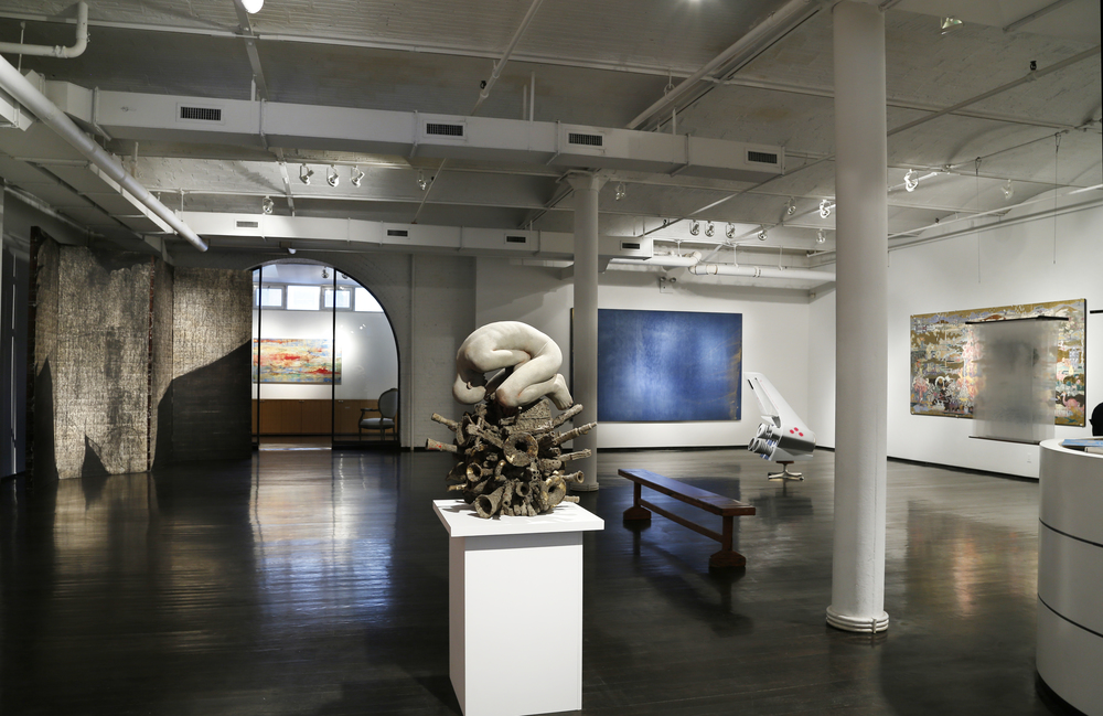 Survey of Contemporary Japanese Art at Dillon Gallery, 2015