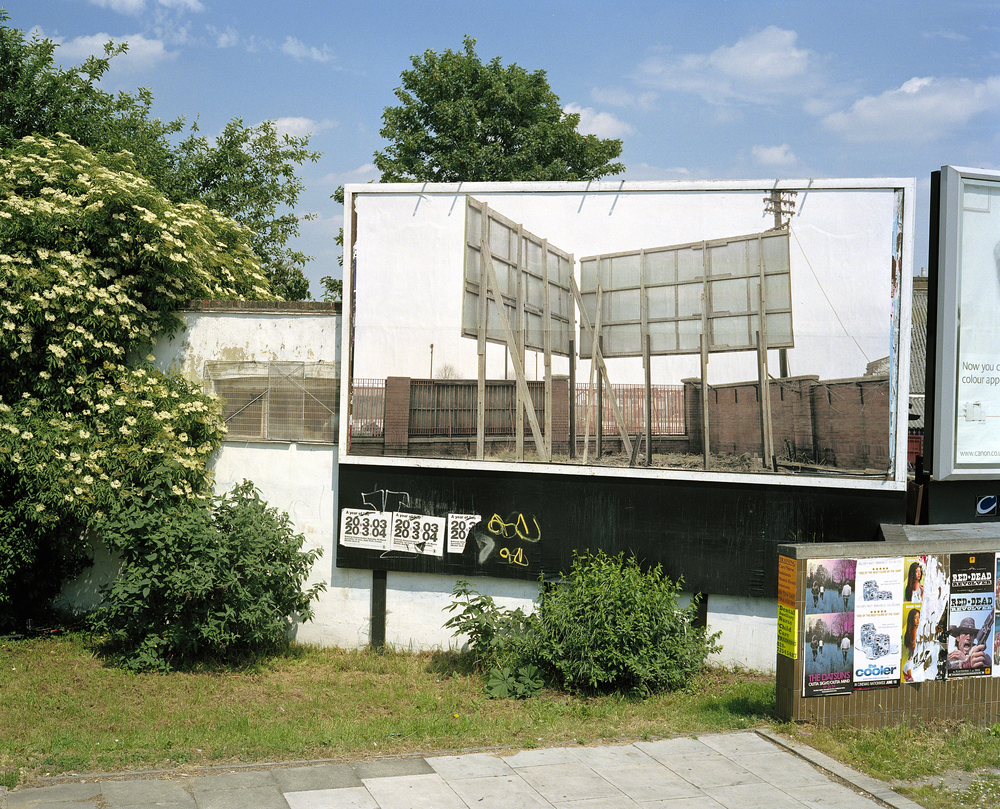 from the series Billboards