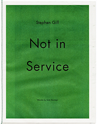 Stephen Gill   Not in Service