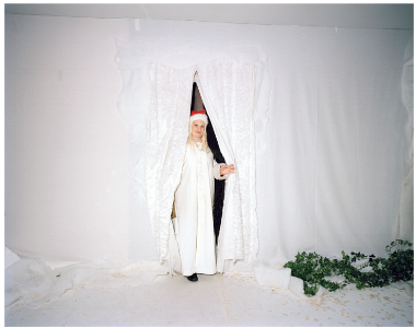 - Santa's Helper from Resort 1 © Anna Fox 2010, courtesy Schilt Publishing & James Hyman Photography