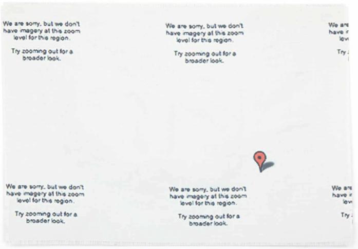 Plenty sits Still, Hunger is a Wanderer  (2014) Hand-woven archival ink-jet prints 110 × 150 cm