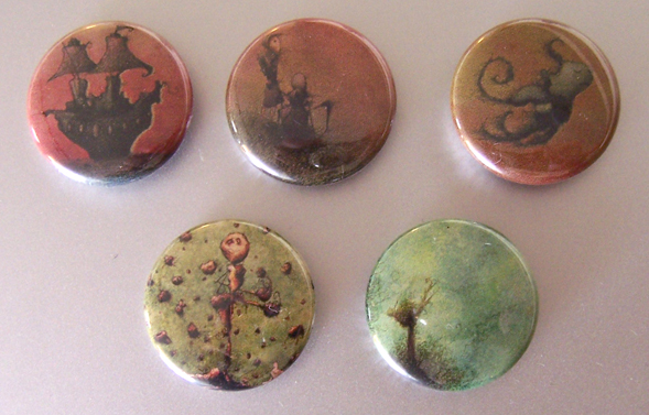 Obsolete World Buttons
