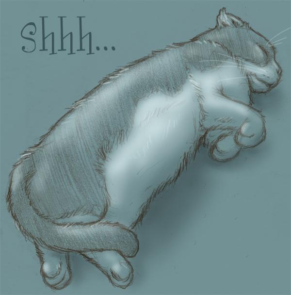 Ichy Asleep