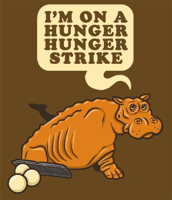 Hunger Hunger Strike