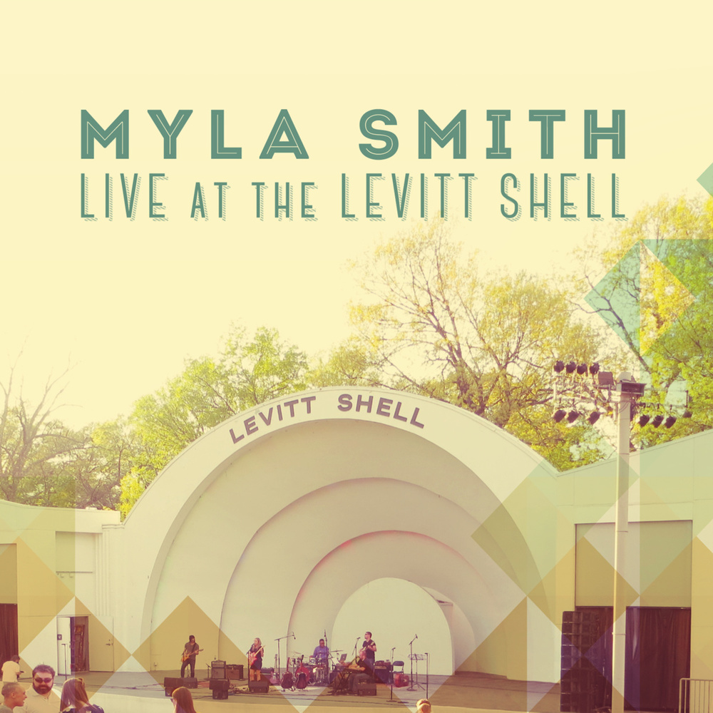 Myla Smith / Live At The Levitt Shell: Drums. Percussion - 2014