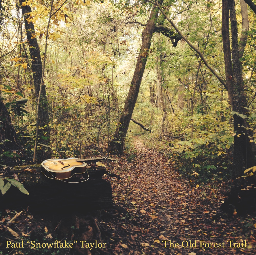 Paul Taylor / The Old Forest Trail EP: Percussion