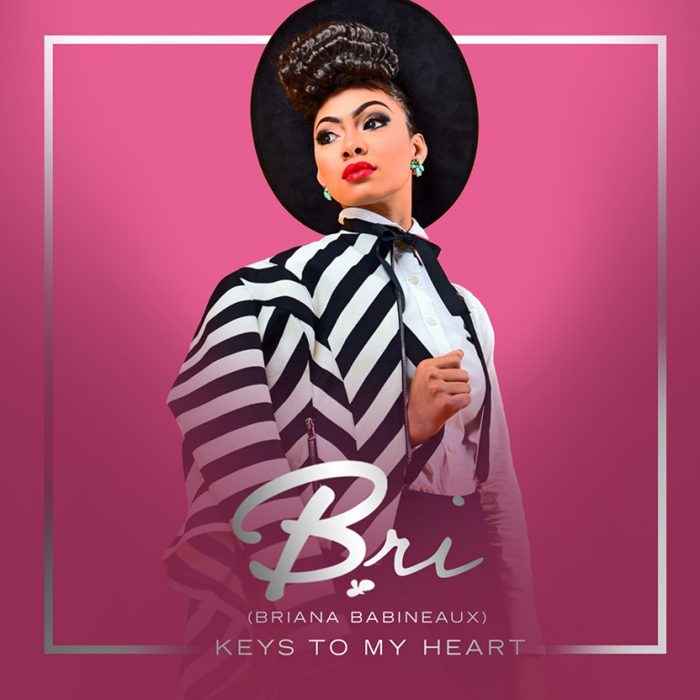 "Bri (Briana Babineaux / Keys To My Heart: Drums ""I'll Be The One"", ""Holy Spirit"""