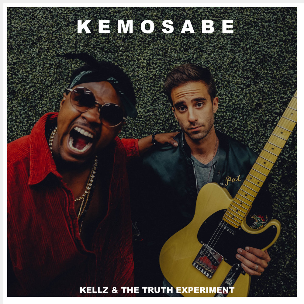Kellz & The Truth Experiment / Kemosabe (single): Drums - 2017