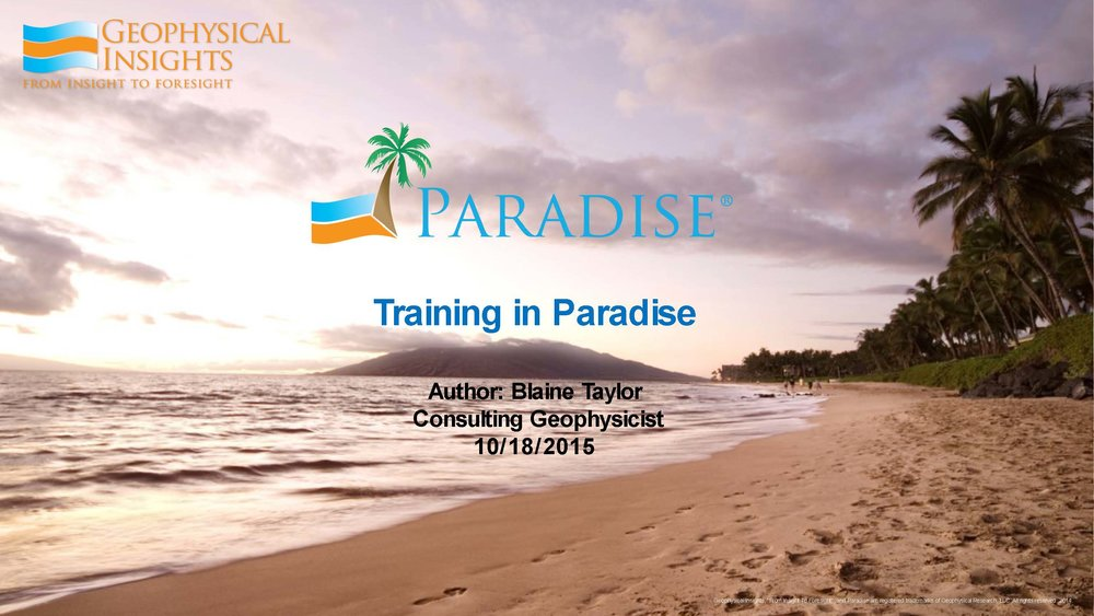 Learn Self-Organizing Map classification, Principal Component Analysis multi-attribute analysis in Paradise by enrolling in different courses