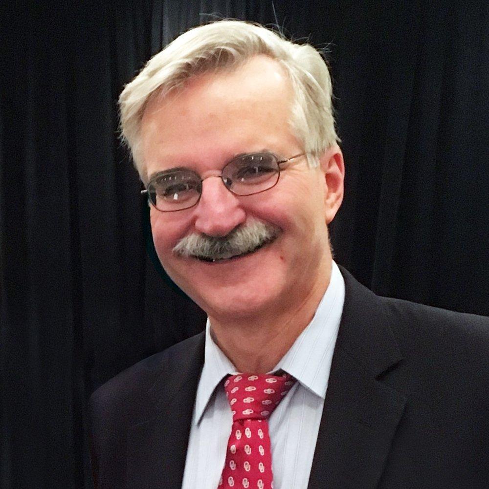 Kurt Marfurt, Ph.D., Principal Investigator for AASPI Consortium at the University of Oklahoma