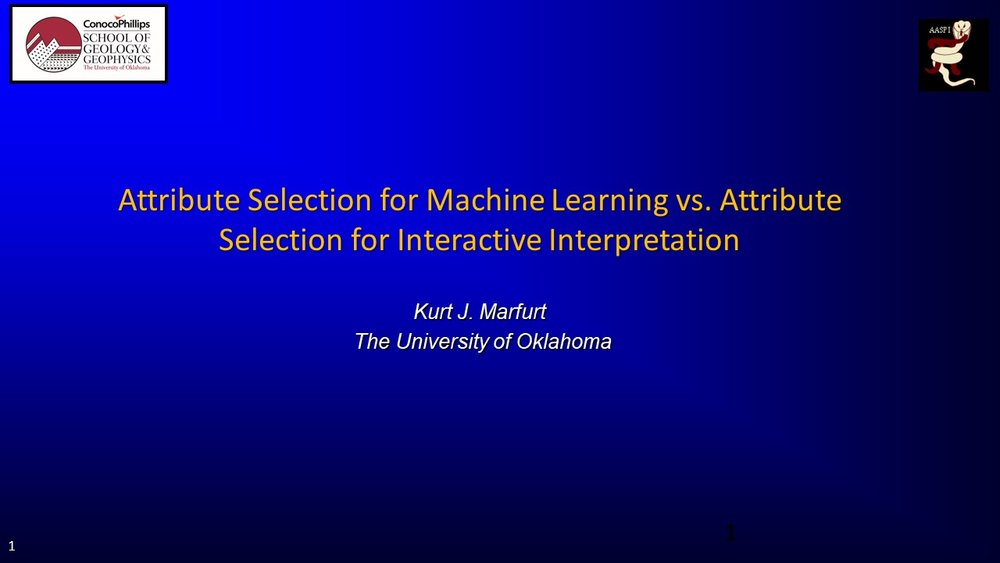 Kurt Marfurt - Attribute Selection for Machine Learning - EAGE  2018.jpg