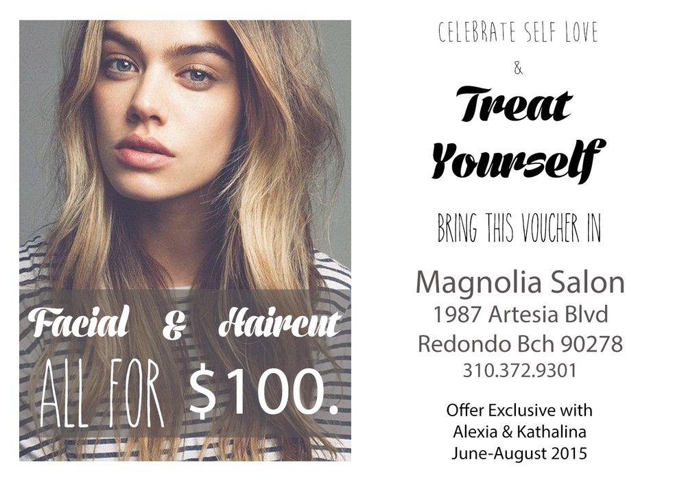 Hair + Skin Coupon