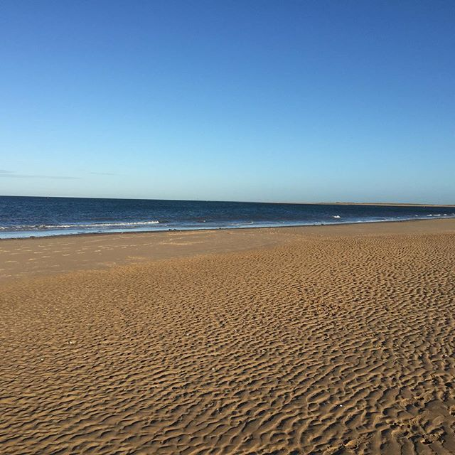 Brancaster at its best
