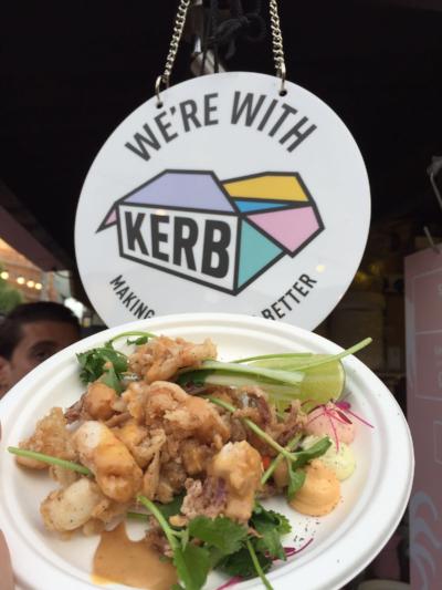 KERB Food Camden Market