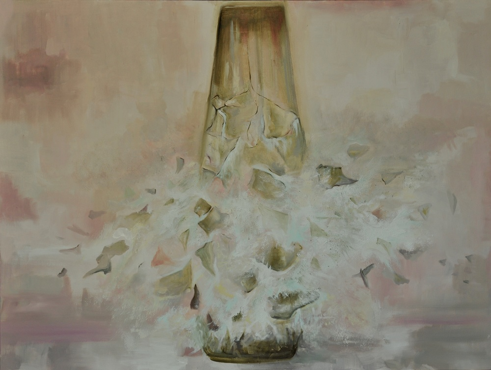 Bingo  /Oil on Canvas 120 x 90 cm  2011