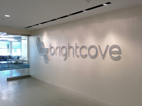 Acrylic Dimensional Lettering Sign