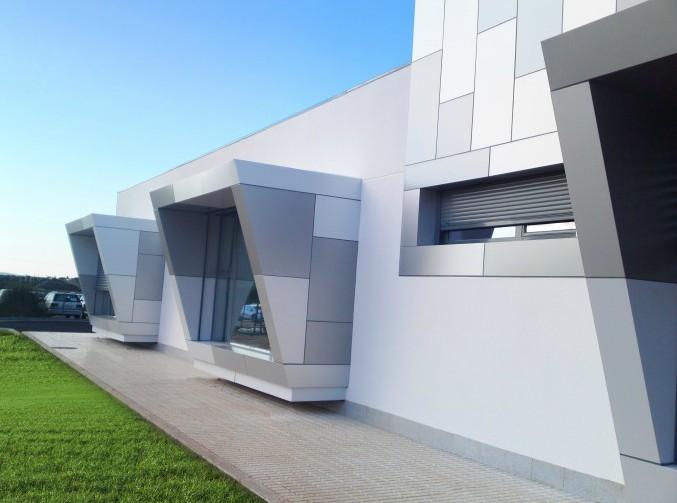 Todo oficinas pisos alfombras cortinas y persianas - Paneles para paredes exteriores ...