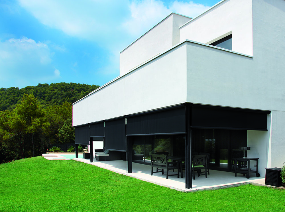 Toldo Vertical Arion - Tejido Polyscreen 550  5%