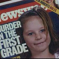 The image of Kayla Rolland as seen on the cover of Newsweek.