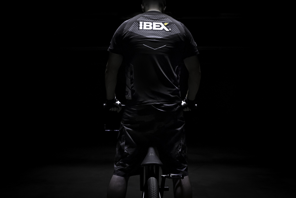 Ibex - jersey, back