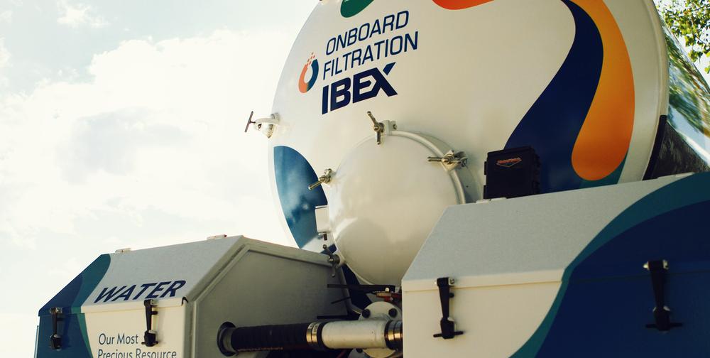 Ibex water filter
