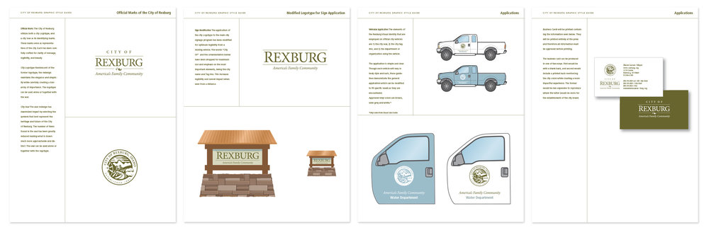 City of Rexburg - DESIGN STANDARDS
