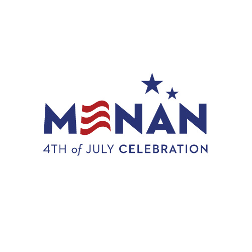 Menan City 4th of July Logo