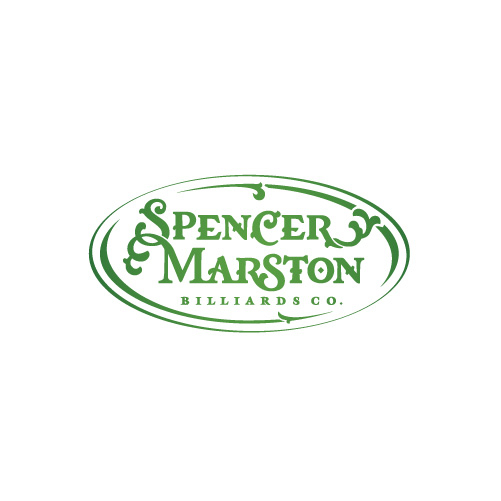 Spencer Marston Billiards Logo