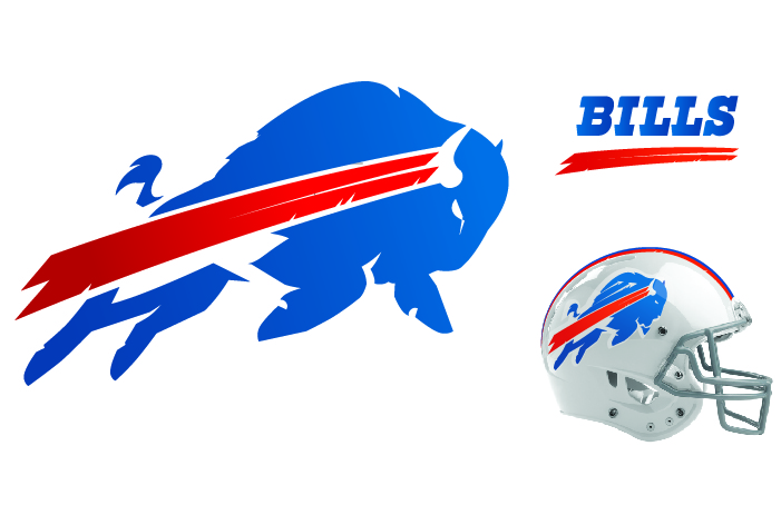 New Buffalo Bills Logo Concept