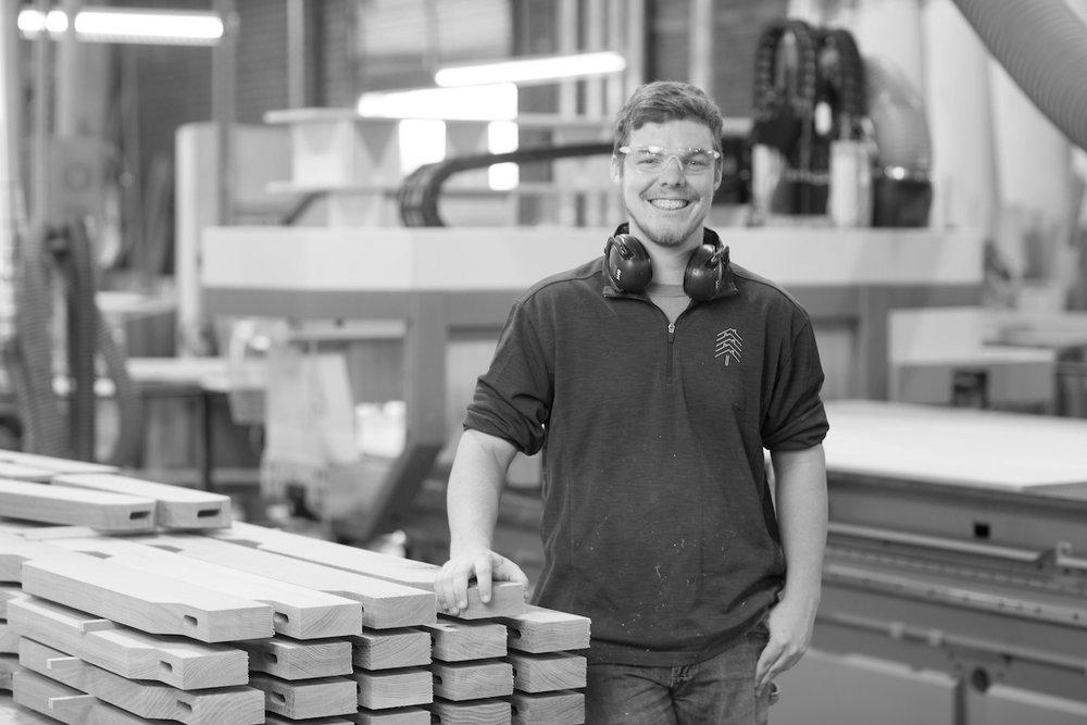 Jon Pennington --Cabinetry and Millwork
