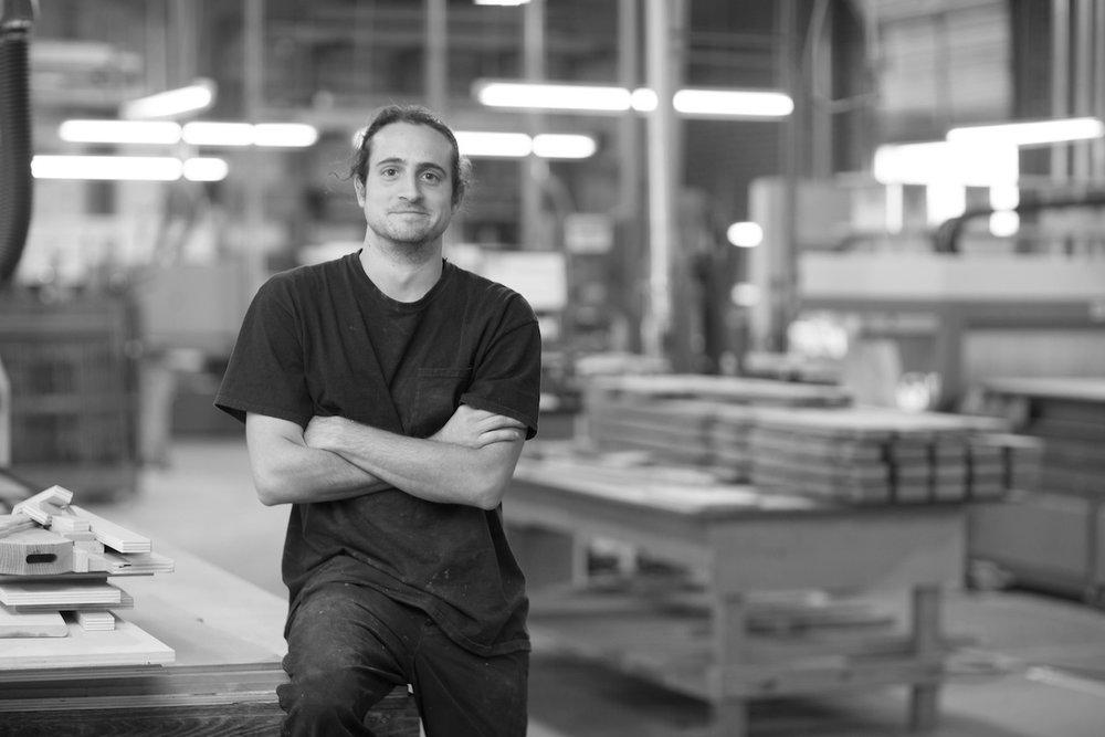 Salvatore Elefante --Cabinetry and Millwork