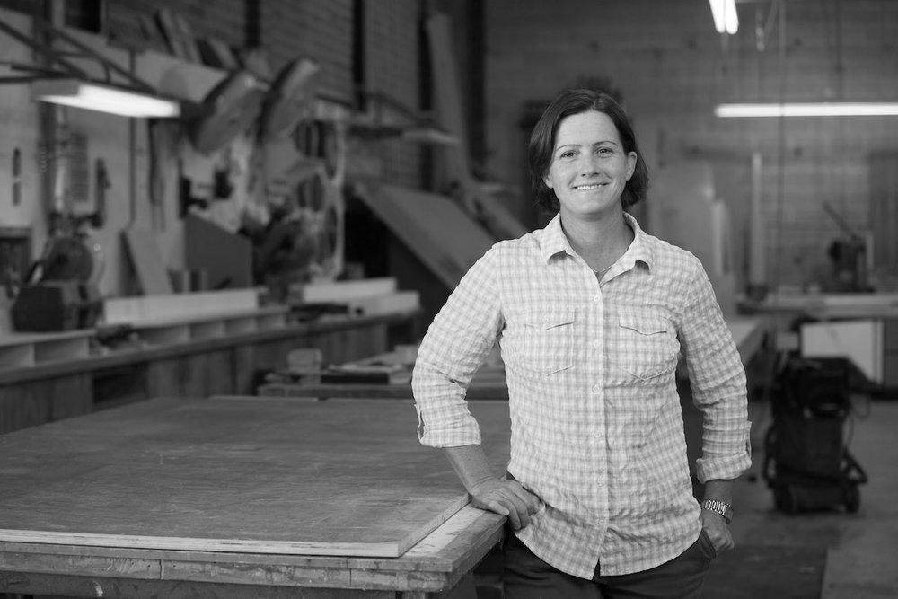 Shannon Depiesse  - Woodshop/Design Services