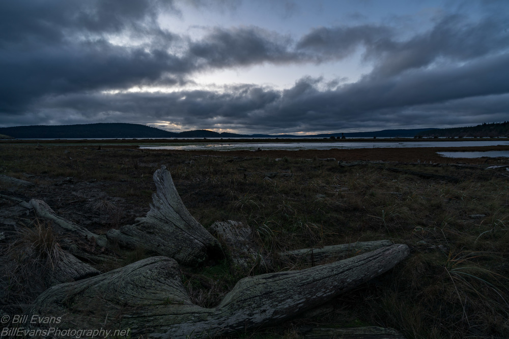 Lopez Island Spencer Spit Sunrise