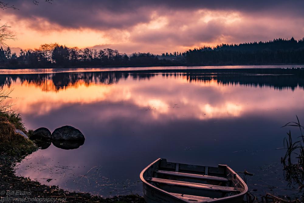 Hummel Lake Sunrise (30 November 2015) Sony A7Rii + Canon TS-E 45mm/2.8 2.5s @ f/5.6 iso 100