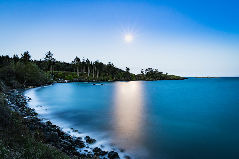 Agate Beach & Iceberg Pt, Lopez Island WA, 25 March 2016 Sony A7Rii + Nikon 20mm/1.8 125s @ f/? iso 64