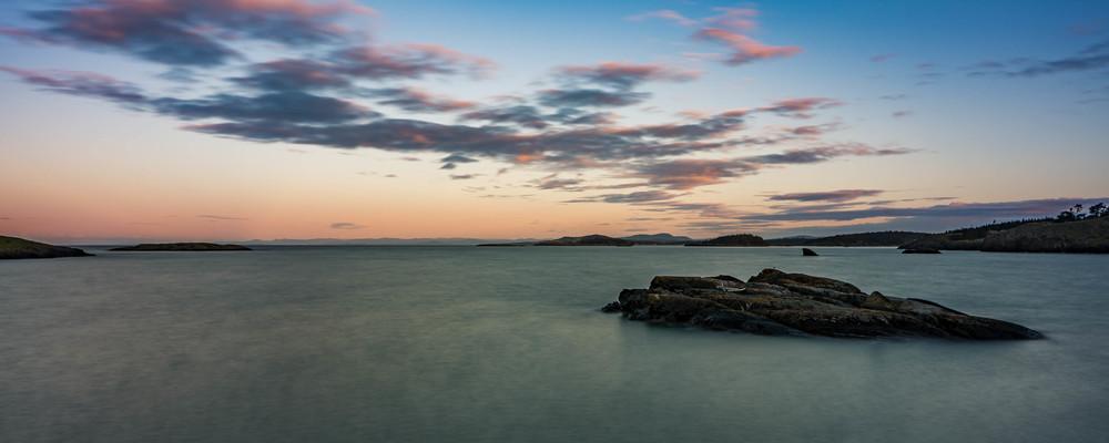 Agate Beach & Iceberg Pt, Lopez Island WA, 25 March 2016 Sony A7Rii + Canon TS-E 24mm/3.5 30s @ f/7.1 iso 100