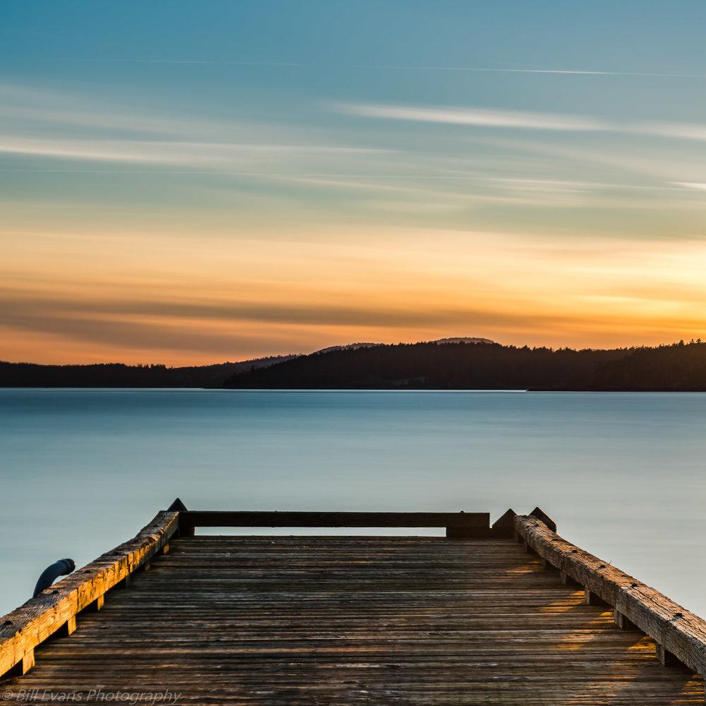 Image No. 12 - Dock of the Bay, Odlin County Park (Lopez Island, WA)   Sony A7Rii + Metabones IV + Canon TS-E 90mm (334s @ f/8 iso 100)