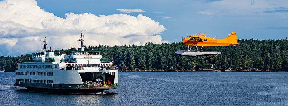 Washington State Ferries I