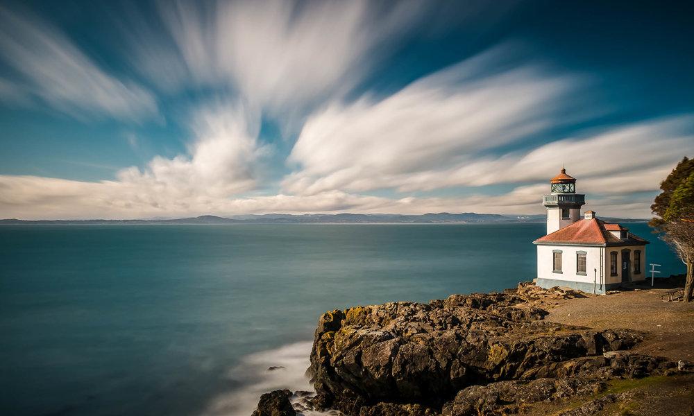 Lime Kiln Lighthouse II