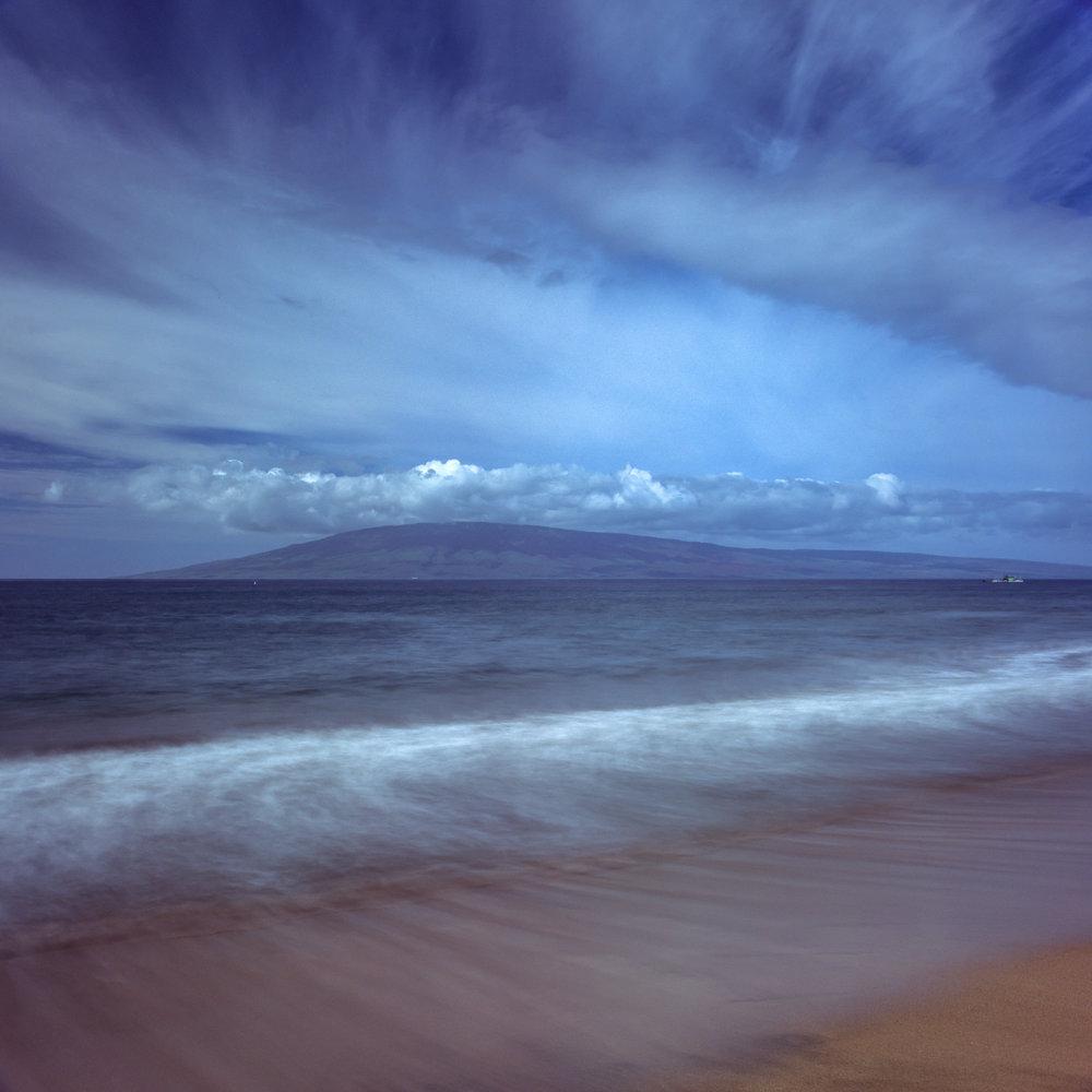 Lanai - Kaanapali Beach Maui HI Hasselblad 203FE + Fujifilm Velvia 50