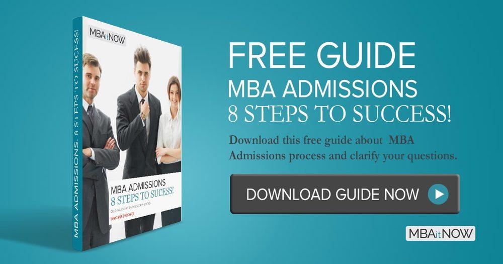 Ebook MBA Admissions
