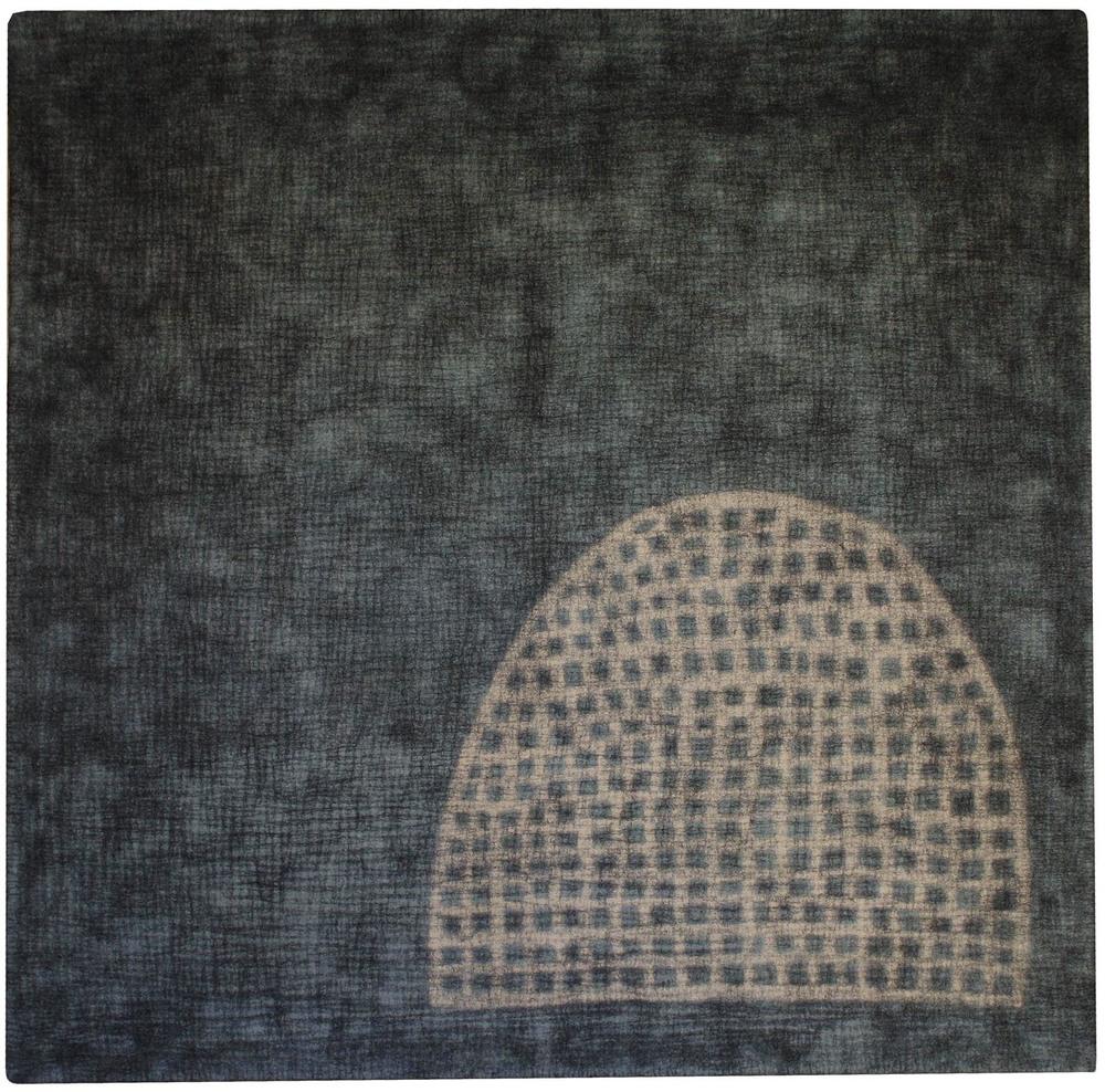 Hut rug
