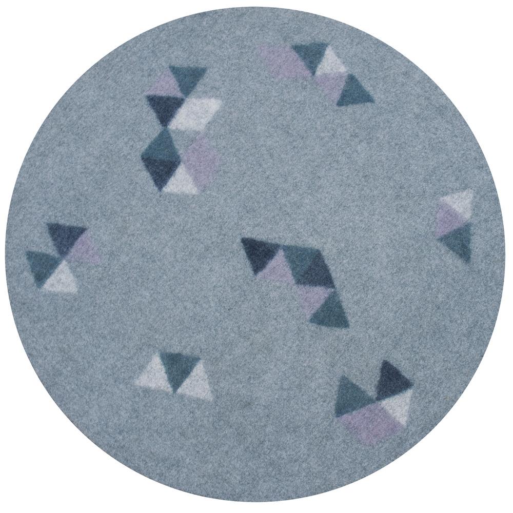 I Ching rug