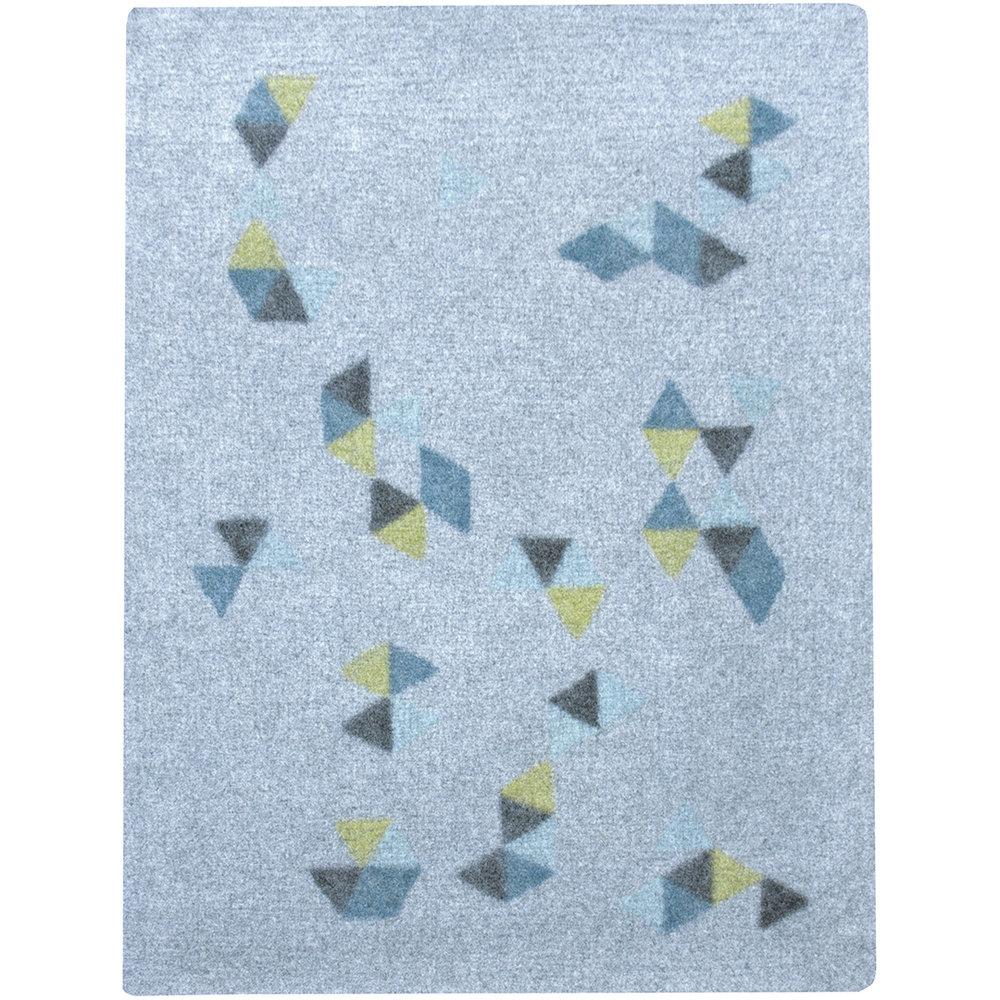 I-ching rug