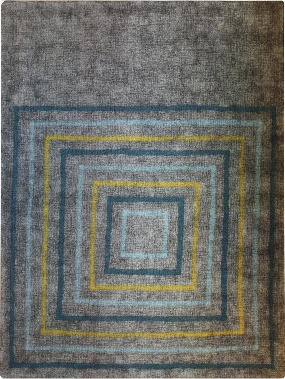 Godseye rug