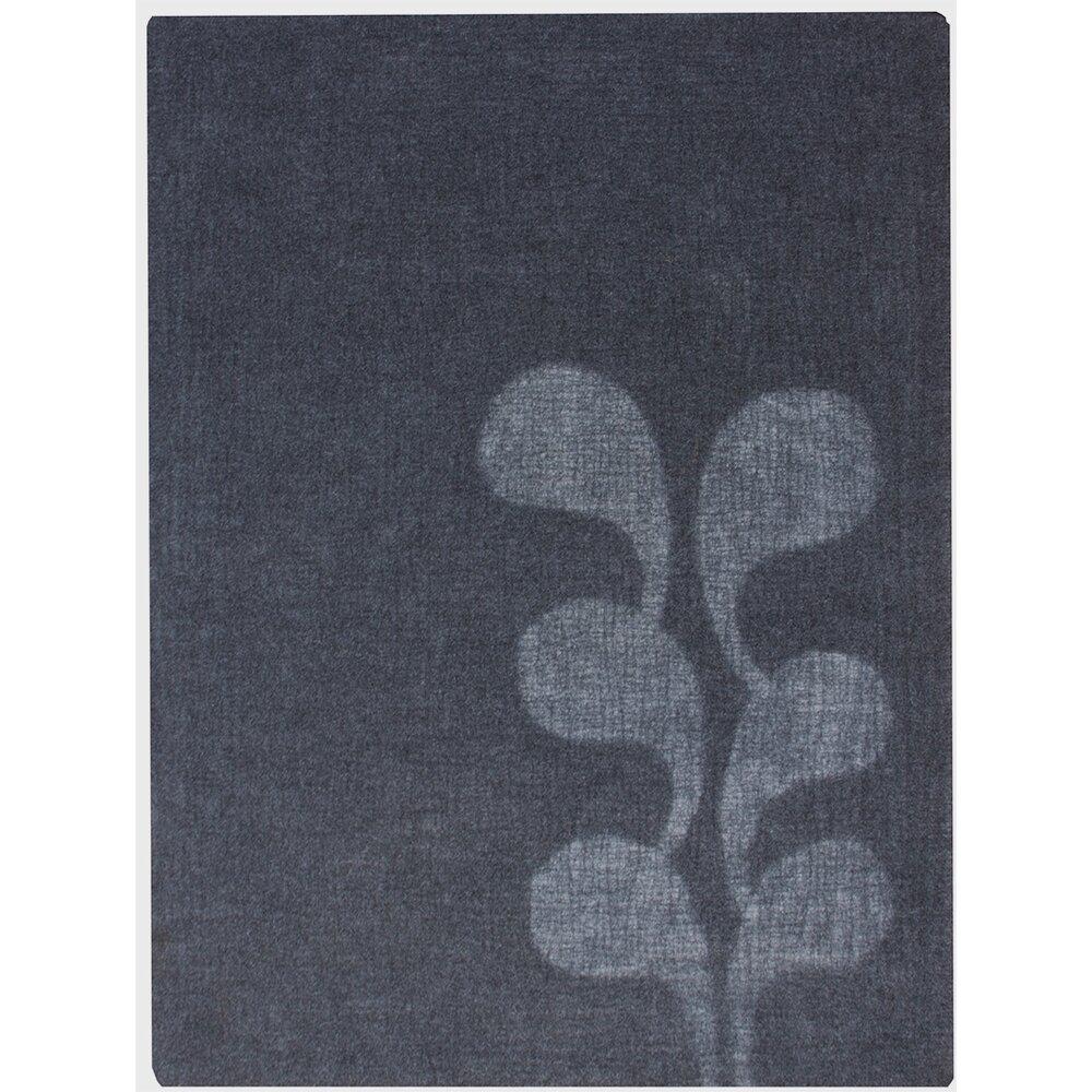 6x8  charcoal/gray